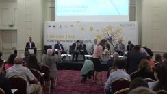 Evenimentul Eurosfat 2018, dezbatere privind viitorul Europei