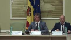 Dezbatere publică organizată de Ministerul Justiției și Inspectoratul Național de Probațiune privind aplicarea monitorizării electronice a persoanelor