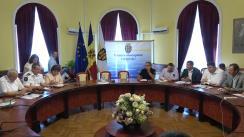 Ședința săptămânală a serviciilor primăriei Chișinău din 11 iunie 2018