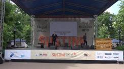 Inaugurarea Târgului ONG-urilor 2018