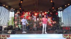 Concert organizat cu ocazia Festivalului Căpșunelor și Mierii în satul Sadova, raionul Călărași, ediția a V-a