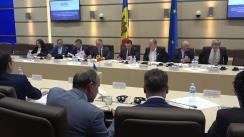 Reuniunea Comisiei Comune pentru Integrare Europeană dintre Parlamentul Republicii Moldova și Parlamentul României