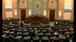 Ședința în plen a Senatului României din 13 iunie 2018