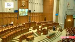 Ședința în plen a Camerei Deputaților României din 13 iunie 2018