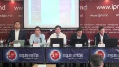 """Conferința de presă organizată de Centrul Analitic Independent """"Expert-Grup"""" cu tema """"Realitatea Economică, iunie 2018 - radiografia trimestrială a economiei moldovenești"""""""