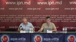 """Conferință de presă susținută de avocații Eduard Rudenco, Ivan Crețu și Valeriu Pleșca cu tema """"Un nou miliard ce se încearcă a fi transferat în răspunderea lui Veaceslav Platon"""""""