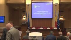Conferință de presă organizată de Banca Națională a României pentru lansarea Raportului asupra stabilității financiare