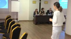 """Masa rotundă """"Prezentarea proiectului actualizat și revizuit al maetodologiei CCA de monitorizare a radiodifuzorilor"""""""