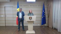 Declarația fracțiunii PCRM în timpul ședinței Parlamentului Republicii Moldova din 14 iunie 2018
