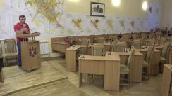 Ședința Consiliului Municipal Chișinău din 15 iunie 2018