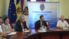 Ședința săptămânală a serviciilor primăriei Chișinău din 18 iunie 2018