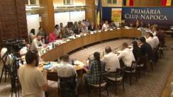 Ședința Consiliului Local Cluj-Napoca din 15 iunie 2018