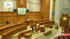Ședința în plen a Camerei Deputaților României din 20 iunie 2018
