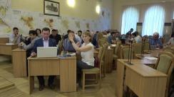 Ședința Consiliului Municipal Chișinău din 18 iunie 2018
