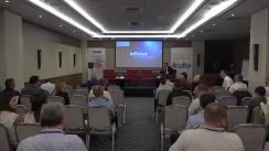 """Conferința organizată de IDIS Viitorul, UNDP Moldova, Fundația Națională a Tinerilor Manageri din România și Agenția de Inspectare și Restaurare a Monumentelor cu tema """"Ecosistemul investițiilor private și Marketingul inteligent"""""""