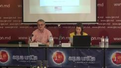 """Lansarea studiului """"Investiții în pluralismul mediatic. Practici de susținere și de subvenționare publică a dezvoltării mass-mediei"""""""
