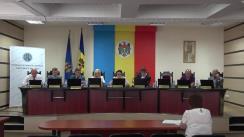 Ședința Comisiei Electorale Centrale din 19 iunie 2018