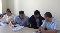 Ședința de validare a mandatului primarului ales al municipiului Chișinău, Andrei Năstase