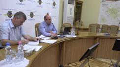 Ședința Consiliului Municipal Chișinău din 20 iunie 2018
