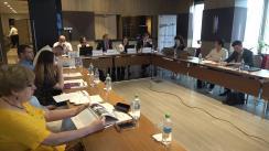 """Masa rotundă cu tema """"Prezentarea Rapoartelor de Monitorizare Promo-LEX: Finanțarea partidelor politice în Republica Moldova. Retrospectiva anului 2017 și  Implementarea Planurilor Strategice ale CEC și CICDE. Retrospectiva anului 2017"""""""