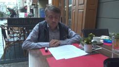 Declarație de presă a vicepreședintelui PER, Ovidiu Zara