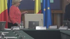 Ședința Guvernului României din 21 iunie 2018