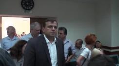 Ședința de judecată a Curții de Apel Chișinău pe subiectul validării alegerilor