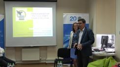 """HuB Electoral 2.0 cu tema """"Transparența și raportarea digitală privind finanțarea partidelor politice, cazul Letoniei"""""""