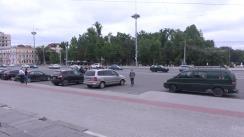 Acțiune de protest pentru ieftinirea carburanților