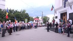 """Protestul """"Continuăm. Validați Mandatul!"""" față de invalidarea alegerilor locale din municipiul Chișinău"""