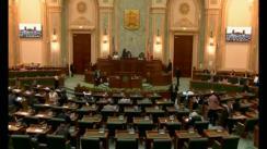 Ședința în plen a Senatului României din 25 iunie 2018