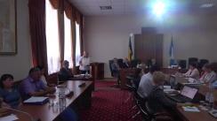 Ședința Curții de Conturi de examinare a Raportului de audit al conformității asupra gestionării mijloacelor Fondului Ecologic Național în anul 2017