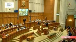 Ședința în plen a Camerei Deputaților României din 26 iunie 2018