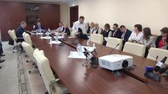 Ședința Comisiei economie, buget și finanțe din 27 iunie 2018