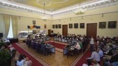 Ședința Consiliului Local Iași din 27 iunie 2018