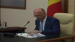 Ședința Guvernului Republicii Moldova din 29 iunie 2018