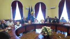 Ședința săptămânală a serviciilor primăriei Chișinău din 2 iulie 2018