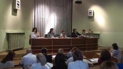 Ședința publică de dezbatere a proiectului de Ordin privind modificarea și completarea anexei nr. 1 la Ordinului ministrului sănătății publice și al președintelui Casei Naționale de Asigurări de Sănătate nr. 1.301/500/2008 pentru aprobarea protocoalelor terapeutice privind prescrierea medicamentelor aferente denumirilor comune internaționale