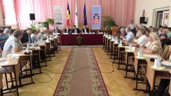 """Lansarea cărții """"Universitatea de Stat din Tiraspol în perioada Războiului de pe Nistru"""""""