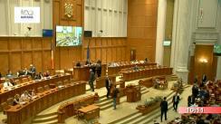 Ședința în plen a Camerei Deputaților României din 4 iulie 2018