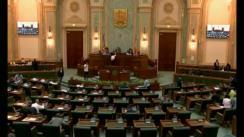 Ședința în plen a Senatului României din 3 iulie 2018
