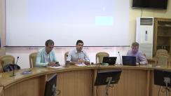 """Discuții publice organizate de fracțiunea Partidului Socialiștilor din cadrul Consiliului municipal Chișinău cu tema """"Un nou nivel de interacțiune dintre părinți, elevi și profesori"""""""