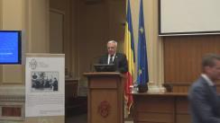Briefing de presă susținut de Guvernatorul BNR, Mugur Isărescu, privind hotărârile CA al BNR pe probleme de politică monetară