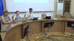 Masa rotundă organizată de fracțiunea PSRM din CMC privind obligarea entităților subordonate Primăriei și Consiliului Municipal Chișinău de a efectua achizițiile publice de mică valoare prin intermediul noului sistem de achiziții publice electronice - MTender