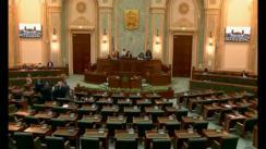 Ședința în plen a Senatului României din 5 iulie 2018