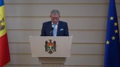 Declarațiile lui Mihai Ghimpu în timpul ședinței Parlamentului Republicii Moldova din 5 iulie 2018