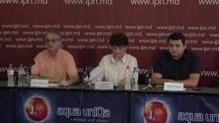 """Conferința de presă organizată de Radio Orhei și Asociația Presei Independente cu tema """"Cum pe piața media din Republica Moldova se poate face transfer de imagine si concurență neloială"""""""