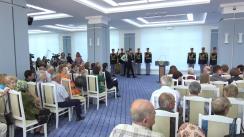 Ceremonia de comemorare a victimelor deportărilor staliniste