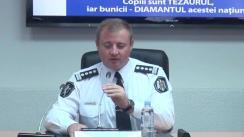 """Eveniment de menționare a celor mai activi polițiști, reprezentanți ai autorităților publice locale și persoane civile, care s-au implicat în mod special în organizarea și desfășurarea Proiectului """"Bunicii Grijulii"""", lansat de IGP"""
