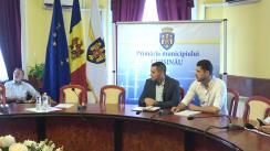 Ședința săptămânală a serviciilor primăriei Chișinău din 9 iulie 2018